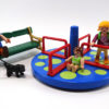 Little People Family on Playground