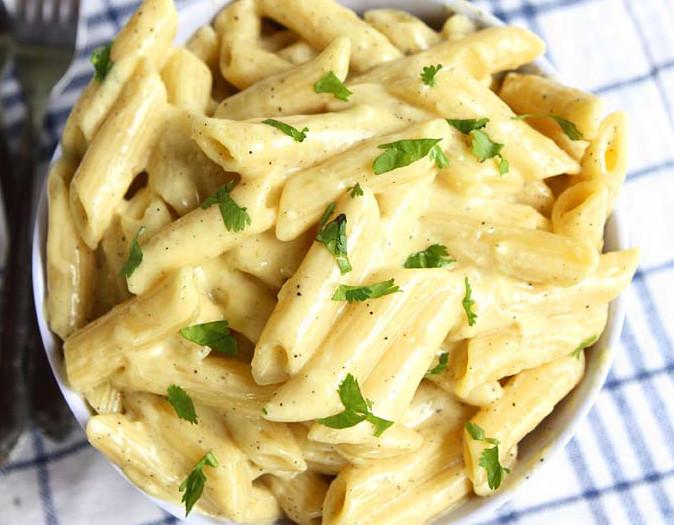creamy garlic butter pasta my favorite recipes